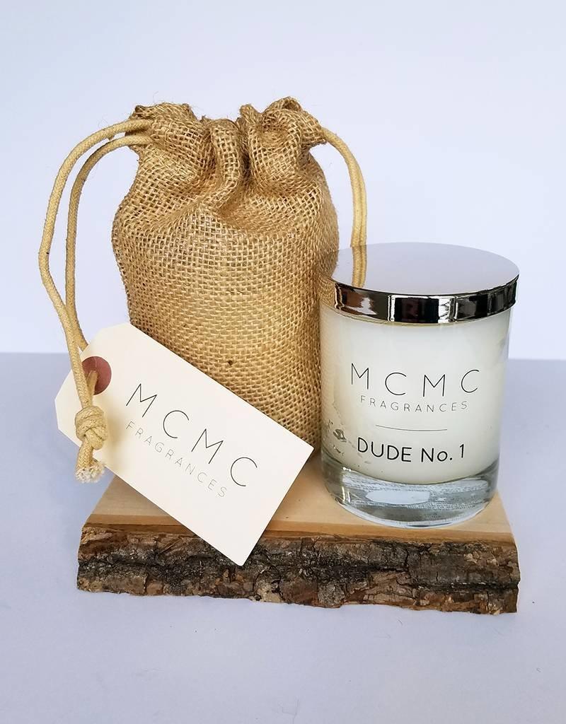 MCMC Fragrances DUDE No.1 Candle