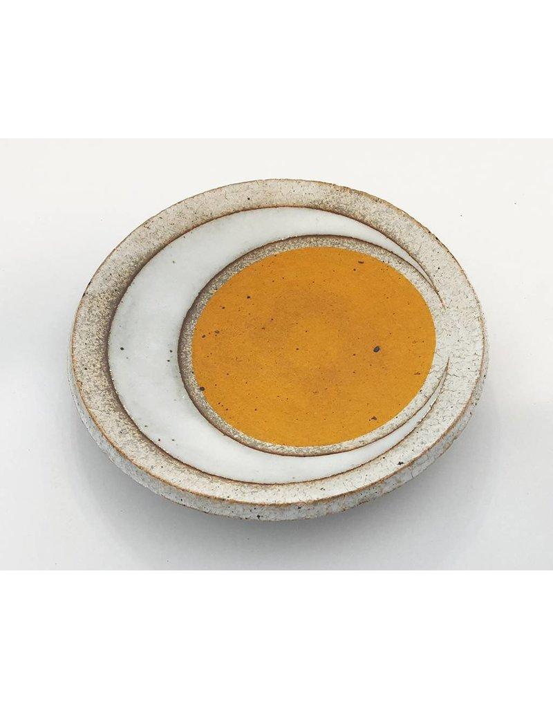 MQuan Studio Dish 5.25-Cresent Marigold