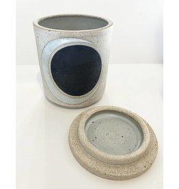 MQuan Studio Medium Jar-Crescent Indigo