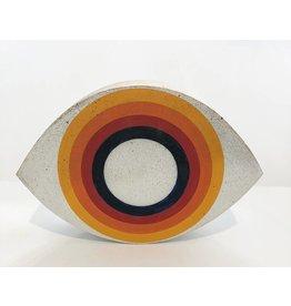 MQuan Studio Small Eye-Rainbow