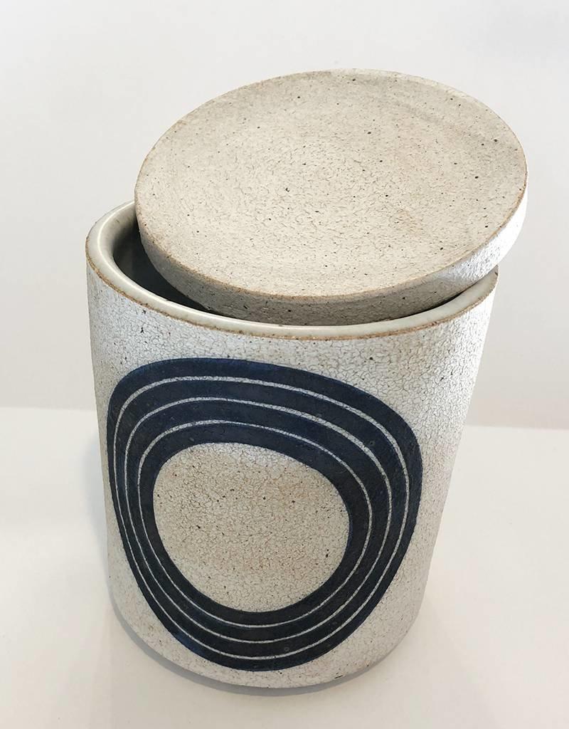 MQuan Studio Medium Jar-Rings Indigo