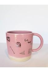 Christi Ahee Doodle Mug