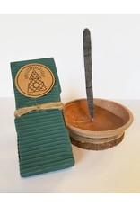 Incausa Breu Resin Incense-Pure Breu Resin