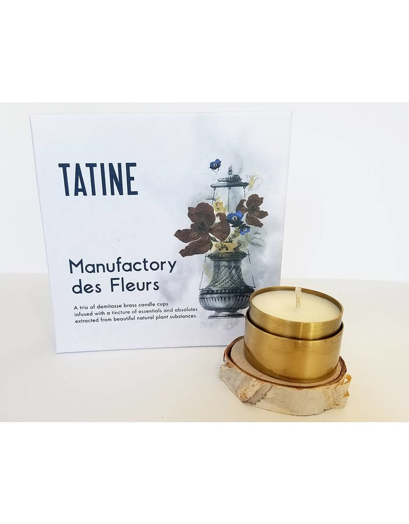 Tatine Ancient Hinoki-Manufactory des Fleurs