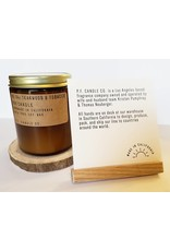 P.F Candle Co NO. 04 Teakwood & Tobacco Candle