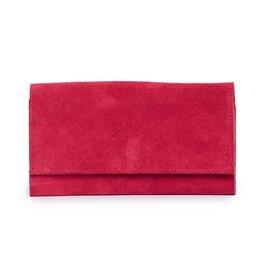 ABLE Debre Wallet-Deep Rasberry