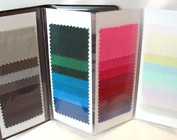 Color Analysis Swatch Books
