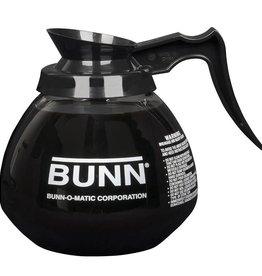 Bunn-O-Matic Coffee Decanter, 64 oz, Black Handle