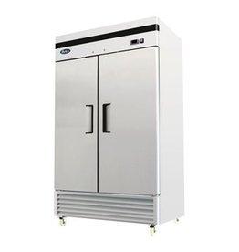 Atosa MBF8507- Bottom Mount (2) Two Door Refrigerator