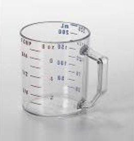 Cambro Cambro 25MCCW135 Measuring cup, 1 Cup, Camware polycarbonate Clear