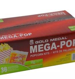Gold Medal Gold Medal 2836 Popcorn Kit, 6 oz - | 36 Per Case