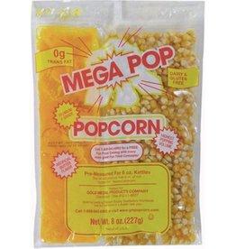Gold Medal Popcorn Kit, 8 oz. 24 per case