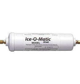 "Ice-O-Matic IFI4C Water filter, 1/4"" in-line"