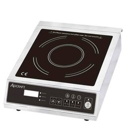 Adcraft Induction Cooker, Single, Digital Control IND-E120V