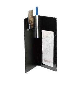 """Winco Check / Guest Holder, 5-1/2"""" x 10"""" Black"""