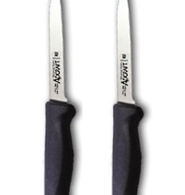 Advantage Series - Adcraft Adcraft Paring Knife, 3.25, Black Handle (2) per package