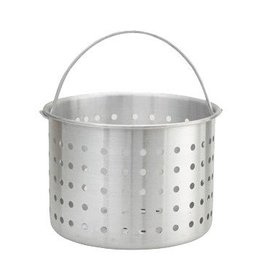 Winco Winco ALSB-40 Stock Pot Steamer Basket, 40 qt