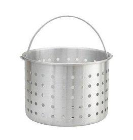 Winco Winco ALSB-20 Stock Pot Steamer  Basket, 20 qt