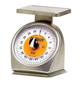 Pelouze Pelouze FG632SRW  Portion Sale Dial, 32 oz x 1/4 oz. Top Load