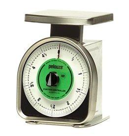 Pelouze Pelouze FGYG180R  Mechanical Portion  Control Scale, 5 lb. x 1/2 oz