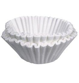 """Bunn-O-Matic Coffee Tea Filters,  12-3/4"""" x 5-1/2"""" 1.5 gallon 500 /case"""