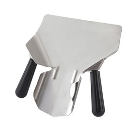 Winco French fryer scoop, dual hdls