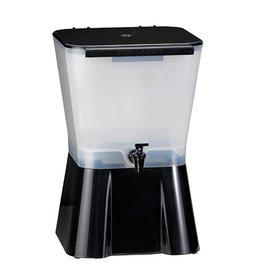 Tablecraft Beverage Dispenser Single 3 Gallon Black