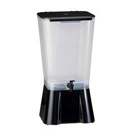 Tablecraft Beverage Dispenser Single 5 Gallon Black