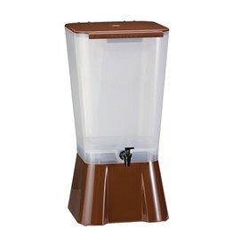 Tablecraft Beverage Dispenser Single 5 Gallon Brown