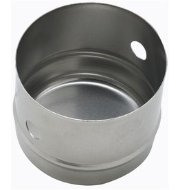 """Winco Donut/ Cookie Cutter 3"""" Dia Stainless Steel"""