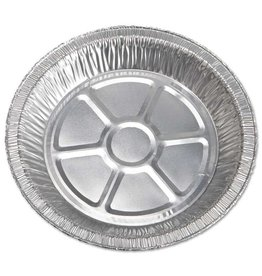 "Diamond Paper Aluminum  Pie Pan, 9"" 6/pk"