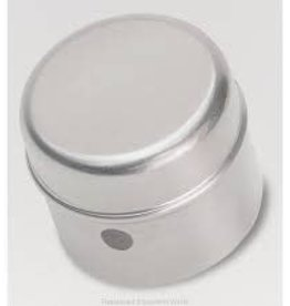 "Johnson-Rose Donut/ Cookie Cutter 3"" Dia Stainless Steel"