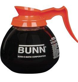 Bunn-O-Matic Bunn 42401 Coffee Decanter 64 oz Orange Handle