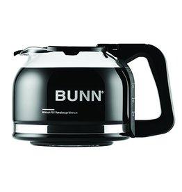 Bunn-O-Matic Bunn 49715 Coffee Decanter 10-cup Flat Top