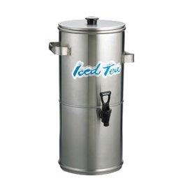 Tablecraft Beverage Tea Dispenser 5 Gallon Stainless Steel