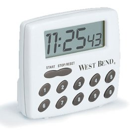Focus Food One Channel Electronic Digital Timer LCD Display