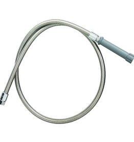 "T&S Brass T&S B-0044-H Pre-Rinse Flex Hose, 44"""