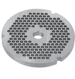 "Alfa Meat Grinder Plate #32 with 3/8"" Holes"