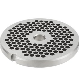 "Alfa Meat Grinder Plate #32 with  3/16"" Holes"