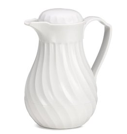Tablecraft Tablecraft 472 Beverage Server 20 oz Cream