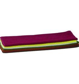 "Winco Winco Bar / Kitchen Towel, 16"" x 16"", microfiber 6/pk"