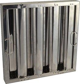 "Heritage Food FMP 129-2159 Hood Filter 16""W x 16""H Stainless Steel"