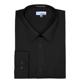Modena Classic Fit Dress Shirt Black