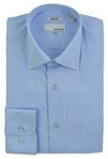 Modena Classic Fit Dress Shirt Blue