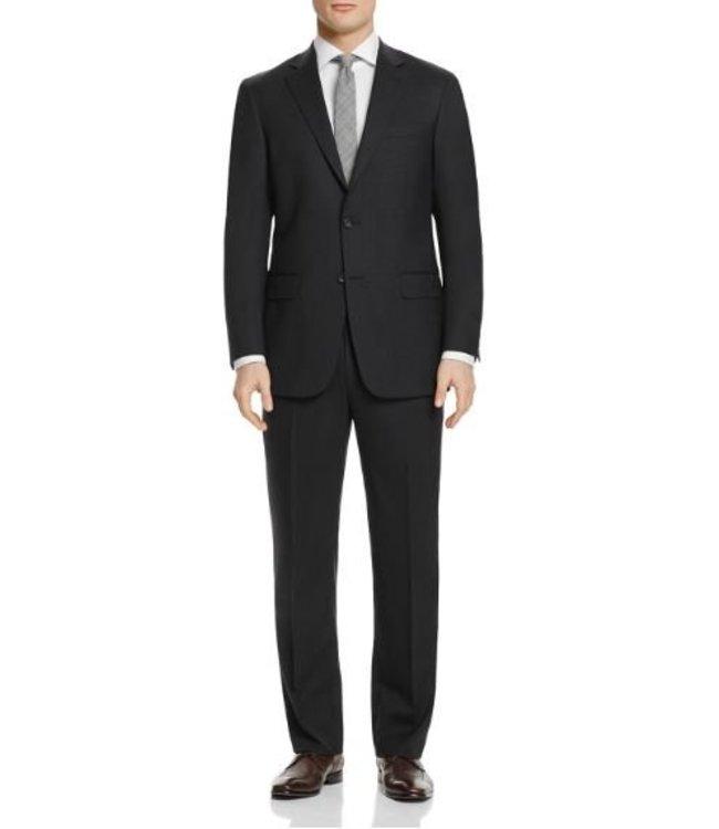 Hart Schaffner Marx Hart Schaffner Marx - 100% Worsted Wool Chicago Fit Suit in Charcoal