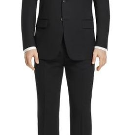 Hart Schaffner Marx Hart Schaffner Marx - 100% Worsted Wool Chicago Fit Suit in Black