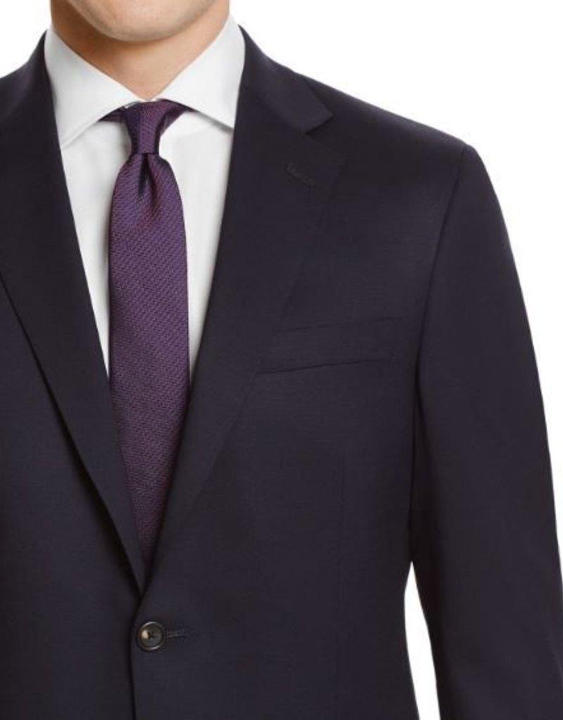 Hart Schaffner Marx Hart Schaffner Marx - 98% Worsted Wool, 2% Lycra New York Fit Suit in Navy