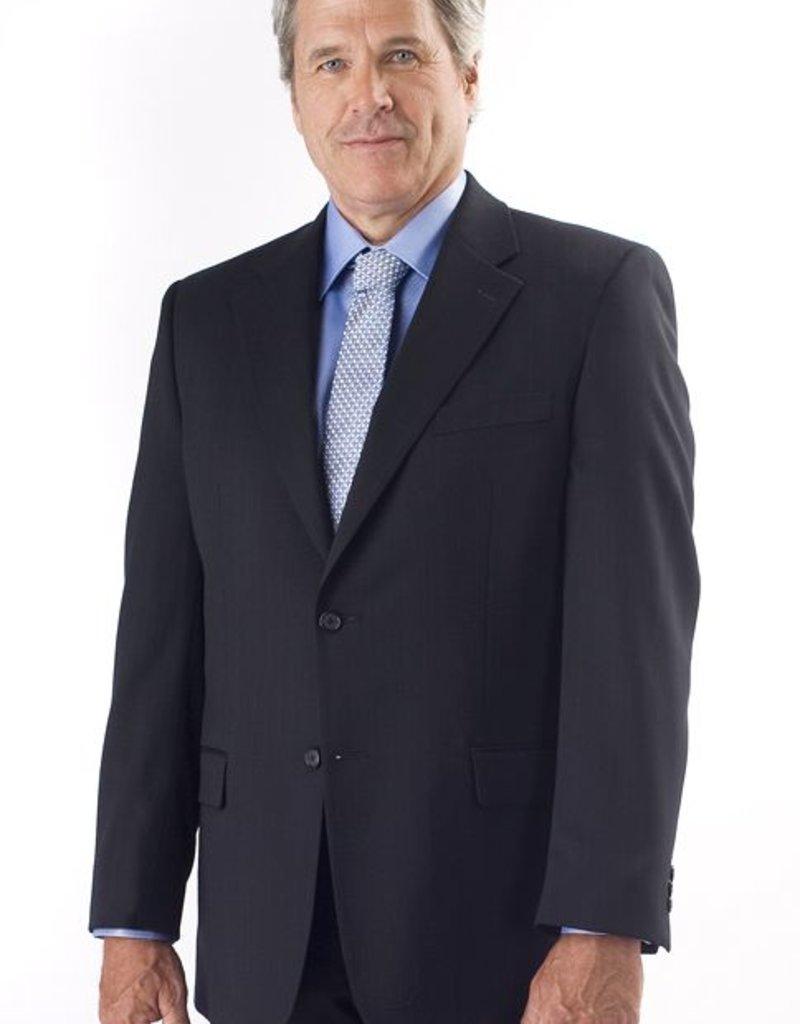Petrocelli Suit Separates Pants Navy Stripe 59500