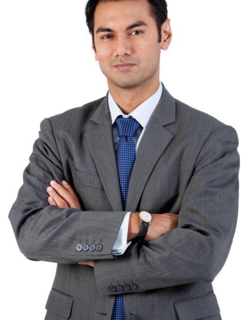 Petrocelli Suit Separates SCOTT Jacket Black and White Tick 59031