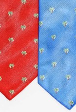 Palm Trees Ties in Summer Colors